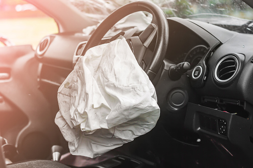 Are You Driving with Recalled Takata Airbags?